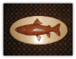 Cutthroat Trout Plaque (SKU: 1737-C)
